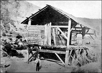 Лесопилка Джона Саттера, Калифорния