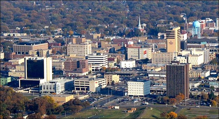 Фарго - самый большой город Северной Дакоты