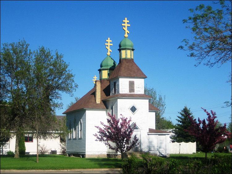 Православная церковь в Северной Дакоте